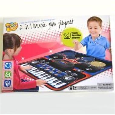 DDI Jam Playmat Piano and Drum Set (DlR47617)