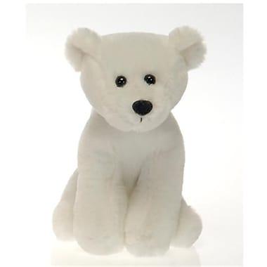 DDI lil Buddies - 6 in. Polo Bb Polar Bear -Pack of 24 (DlRDY263219)