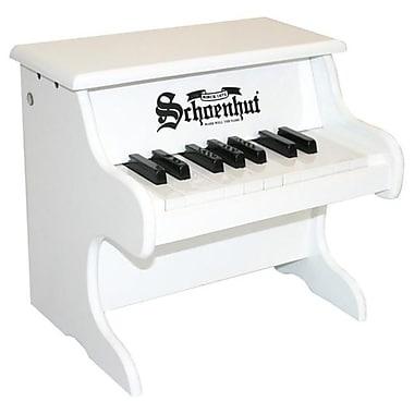 Schoenhut Toy Piano 18 key White My First Piano (SHTP001)