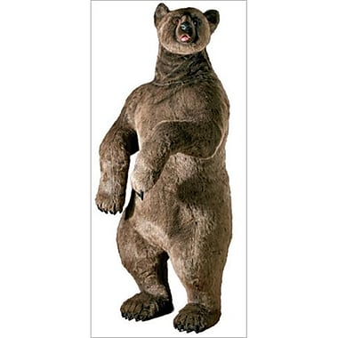 Hansa Toys life Size Grizzly Bear Stuffed Animal (HANS025)