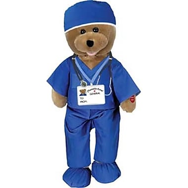 Chantilly lane 19 in. Scrubs Male bear sings, I Wll Be There (RTl319680)