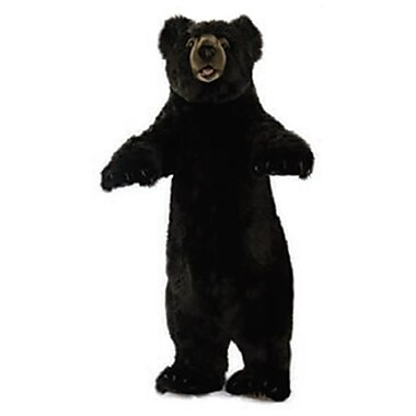 Hansa Toys Bear- Black Cub Fritz (HANS037)