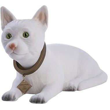 Wackeldackel Bobblehead White Cat (RTl84789)