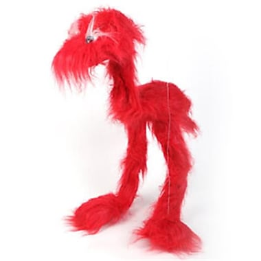MegaTrends Merchandise Marionette Puppet - 38 in. - Red Jingle Bird (SNTY981)