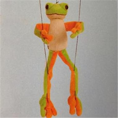 MegaTrends Merchandise Marionette Puppet - 16 in. - Tree Frog (SNTY954)