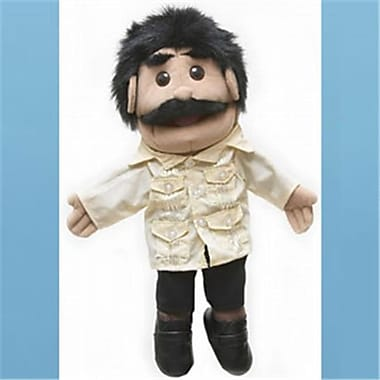 Sunny Toys 14 In. Hispanic Dad, Glove Puppet (SNTY050)