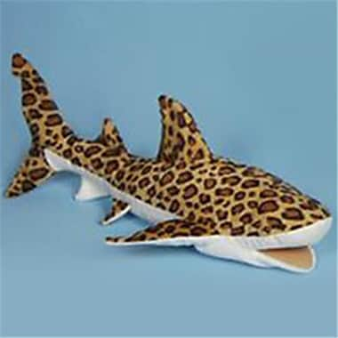 Sunny Toys 24 In. Shark - leopard, Animal Puppet (SNTY342)