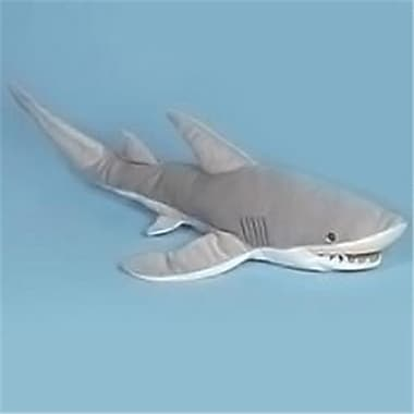 Sunny Toys 24 In. Shark - Great White, Animal Puppet (SNTY341)
