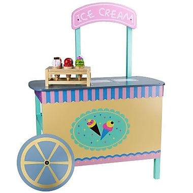 BrybellyHoldings Wooden Wonders The Incredible Ice Cream Cart (BRYBl3740)