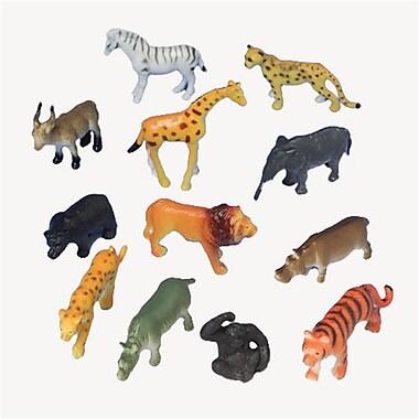 US Toy Company Mini Wild Animals (21 Packs Of 12)