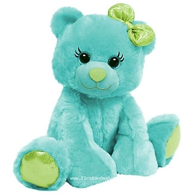 First and Main 7 in. Sitting Gal Pals Bailey Bear Plush Toy (RTl226005)