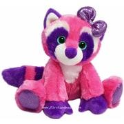 First and Main 7 in. Sitting Gal Pals Rachelle Raccoon Plush Toy (RTl226011)