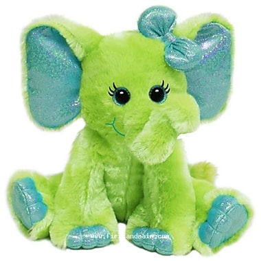 First and Main 7 in. Sitting Gal Pals Ella Elephant Plush Toy (RTl226009)