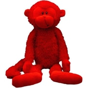 First and Main 13 in. Rainbow Monkeys Plush Toy (RTl226017)