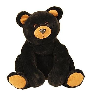 Purr-Fection 27 Inch Mr. Smokey Plush Bear (PRRF046)