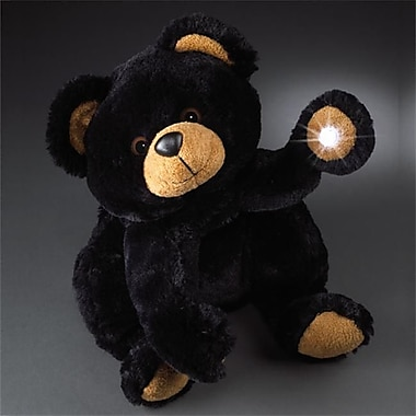 PurrFection Baby Smoky Beamerzzz - Black Bear -Pack of 2 (PRRF257)