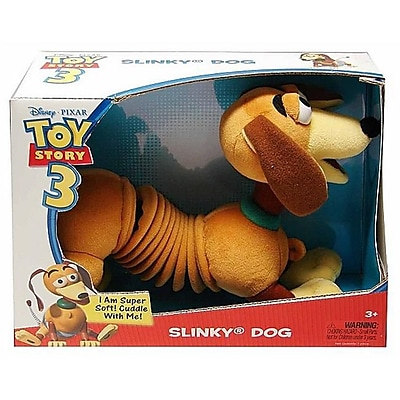 Poof Slinky Soft Slinky Dog Plush (POOFRl016) 2628257