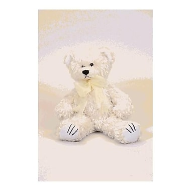 Soothese White Curly Bear (TT013)