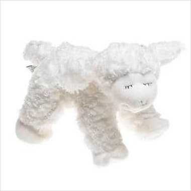 Gund Toy Plush Winky lamb Rattle 4.5 In. (ANCRD35623)
