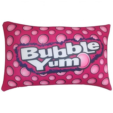 Sweet Novelty Pink Bubble Yum large Plush Pillow (GRPS952)