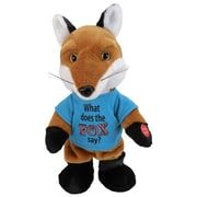 Chantilly lane 12 In. The Fox Sings What Does The Fox Say Toy (PINTR029)