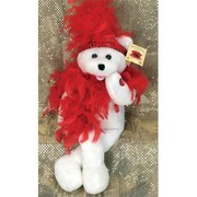 Chantilly lane 19 In. Roxie Bear Sings I Want To Be loved By You Toy (PINTR015)