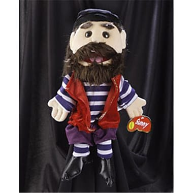 Sunny Toys 14 In. Pirate - Sailor, Glove Puppet (SNTY143)