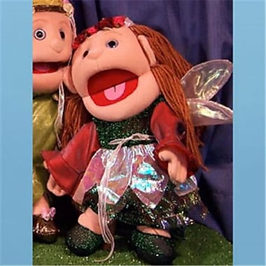 Sunny Toys 14 In. Fairy - Summer, Glove Puppet (SNTY162)