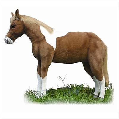 Hansa Toys Ride-On Painted Pony Stuffed Animal