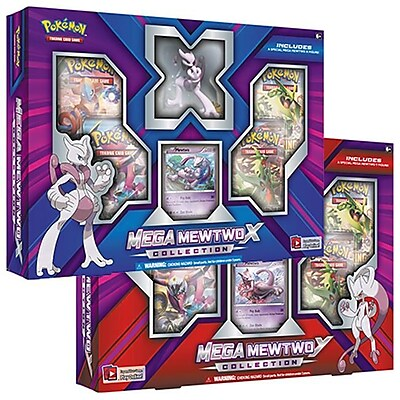Pokemon America Mega Mewtwo x Plus Y Collection Figure (ACDD16766) 2628394