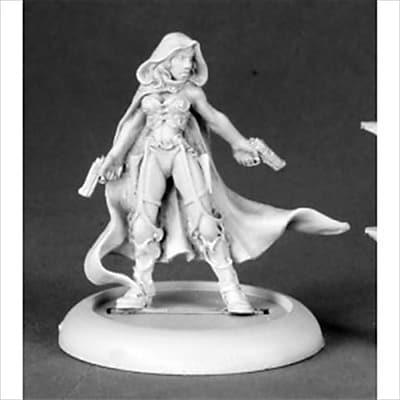 Reaper Miniatures 50154 Nightslip, Pulp Era Heroine (ACDD10409) 2628398