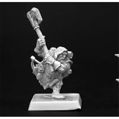 Reaper Miniatures 60004 Pathfinder Series Harsk, Dwarf Ranger Miniature (ACDD10530) 2628397