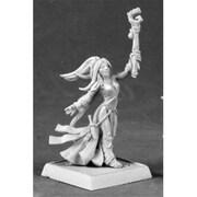 Reaper Miniatures 60034 Pathfinder Series Seoni, Female Iconic Sorceress Miniature (ACDD10560)