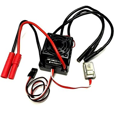 Redcat Racing Hobbywing Brushless Electronic Speed Controller, Splashproof (RCR03121)