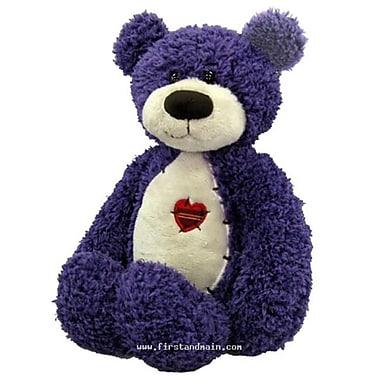 First and Main Tender Teddy Purple (FSTMN515)