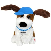 Chantilly lane 10 In. Best Friend Dog Sings Thank You For Being A Friend Toy (PINTR001)