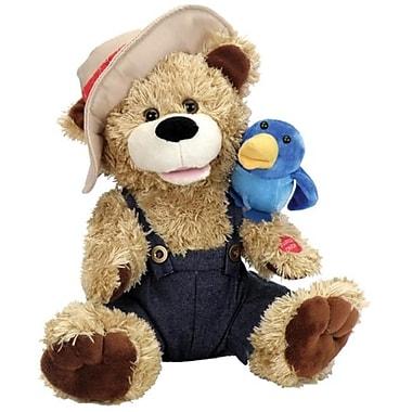 Chantilly lane 12 In. Pete and Tweet Duet Sing Zip A Dee Doo Dah Toy (PINTR013)