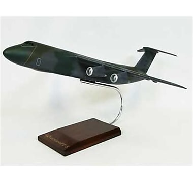 Toys and Models C-5A/B Galaxy 1/150 Scale Model Aircraft - White/Gray (TAM322)