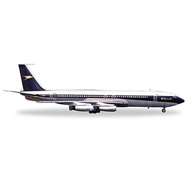 Herpa 200 Scale Commercial-Private 1-200 BOAC 707-400 (DARON12444)