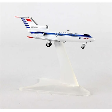 Herpa 200 Scale Commercial-Private 1-200 Aeroflot YAK40 REG No. CCCP-87490 (DARON12148)