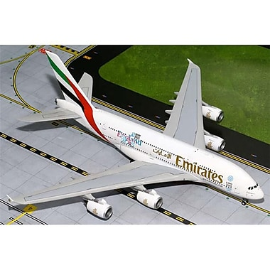 GEMINI200 1-200 1-200 Emirates A380 England Rugby World Cup A6-EEN (DARON12585)