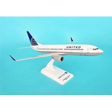 Skymarks United 737-800 1-130 Post Co Merger livery (DARON8735)