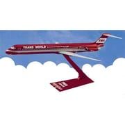 Daron MD-80 TWA Transworld Airlines - Wings Of Pride (DARON6197)