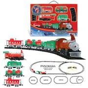 Round 2 llc. FF7054/03 Battery Operated 4 Car Rudolph Train (TRVAl86063)
