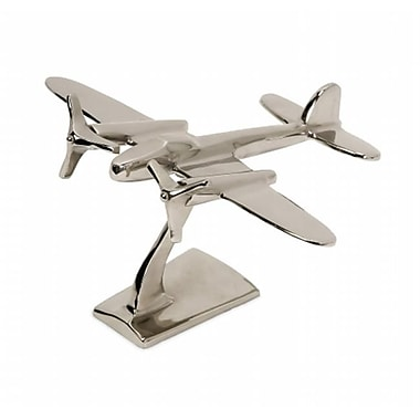 lighting Business Up In The Air Plane Statuary (CIlB1630)
