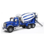 Bruder Toys America Inc 02814 Cement Mixer (TRVAl81099)