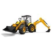 Bruder Toys America Inc 02454 JCB Eco Backhoe loader (TRVAl81096)