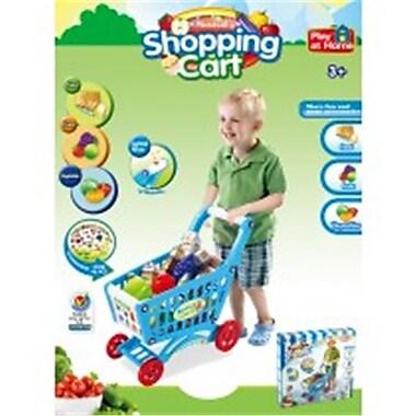Az Import and Trading Shopping Cart Playset Blue (AZIMPT02506)