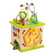 HaPe Toys Country Critters Play Cube - 12M plus (HAPET354)