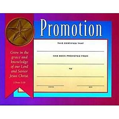Broadman Holman Certificate Promotion Childrens 4 Color (ANCRD23875)